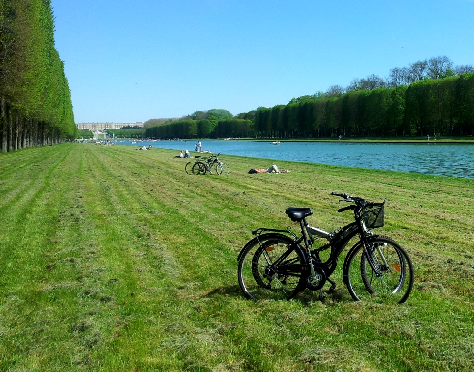 Cycling Holiday - The heart of the countryside of Paris to the Palace of Versailles