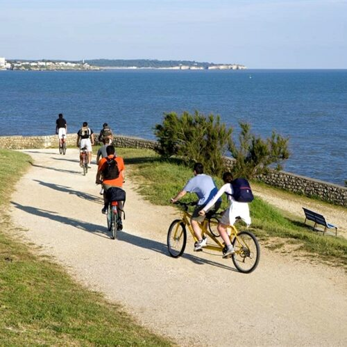 From La Rochelle to Bordeaux Cycle tour- Velodyssee & Gironde estuary