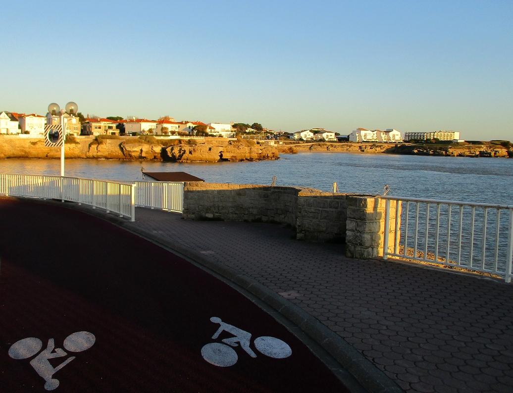 De La Rochelle à Bordeaux à vélo - Vélodyssée et estuaire de la Gironde