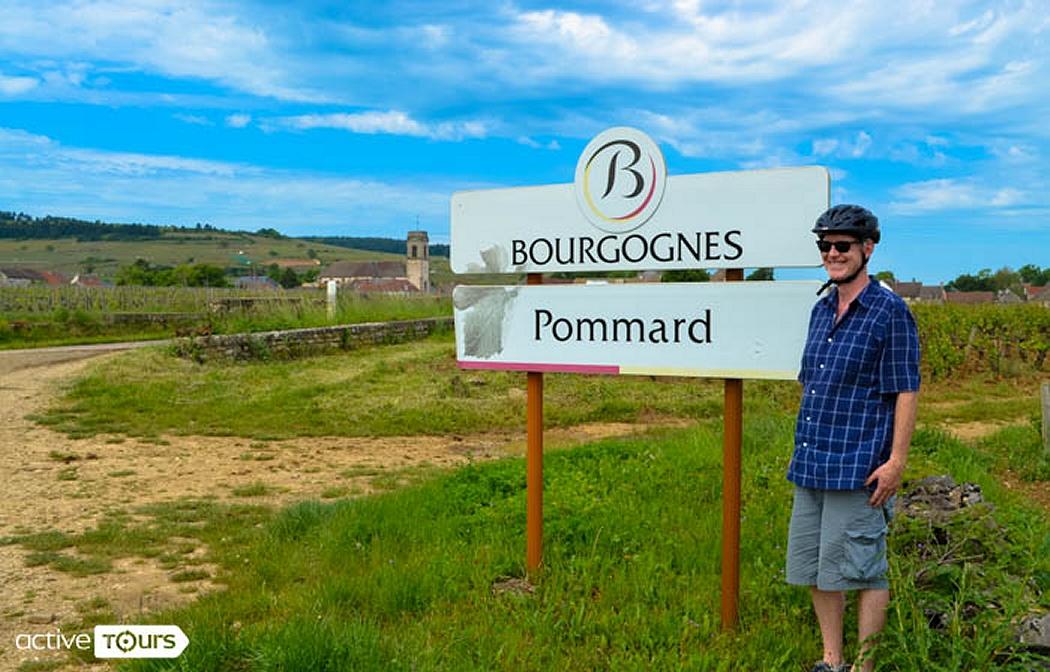 Beaune et vignoble de Bourgogne à vélo - 4 jours