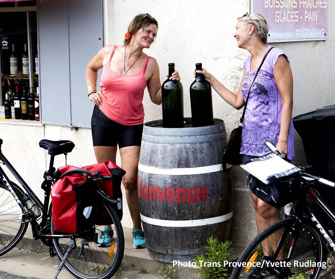 Séjour à vélo des vignobles bordelais à l'océan
