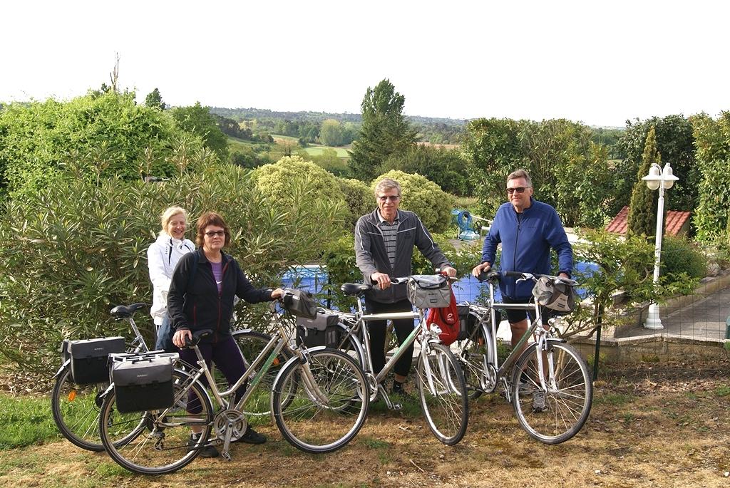Tour de l'Estuaire de la Gironde à vélo