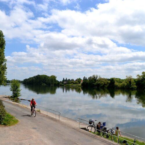 Le tour du Lot et Garonne à vélo - Bastides et châteaux