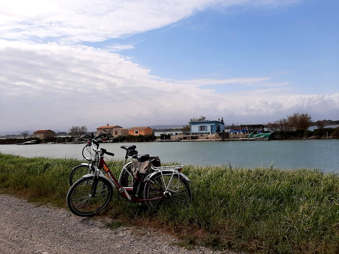 Canal du Midi bike tour from Montpellier to Toulouse