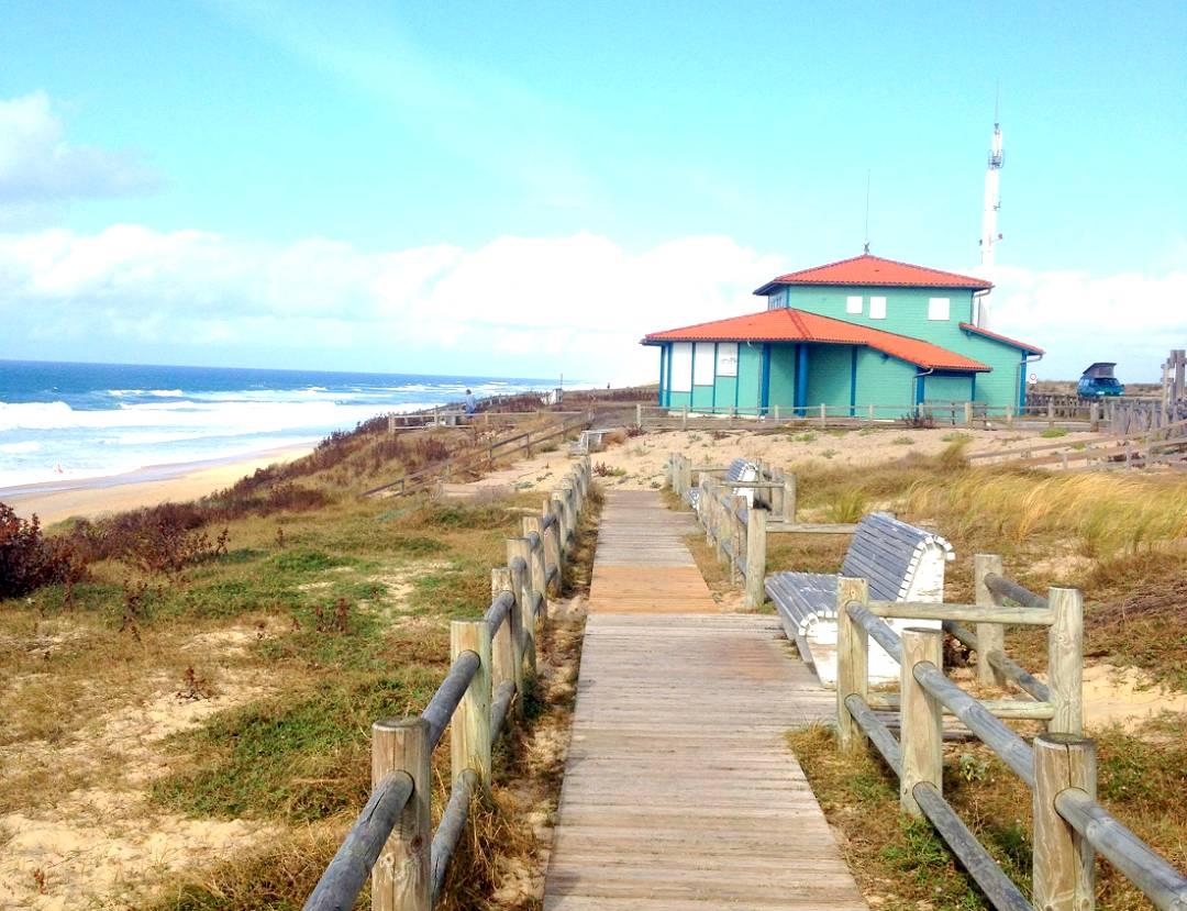 Atlantic coast bike tour from La Rochelle to Arcachon Bay - Velodyssee