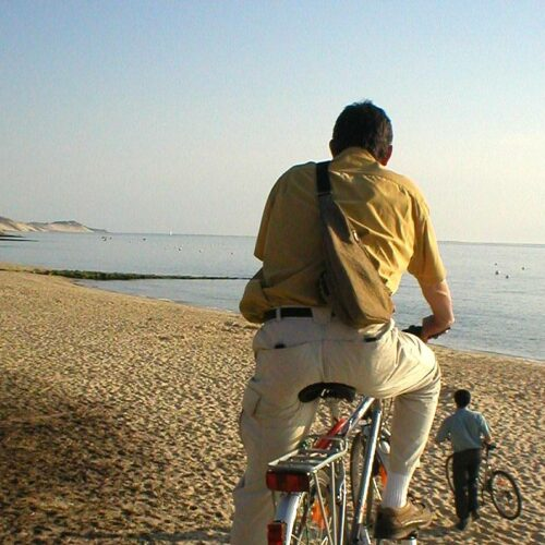 Atlantic coast bike tour from La Rochelle to Arcachon Bay - Velodyssee