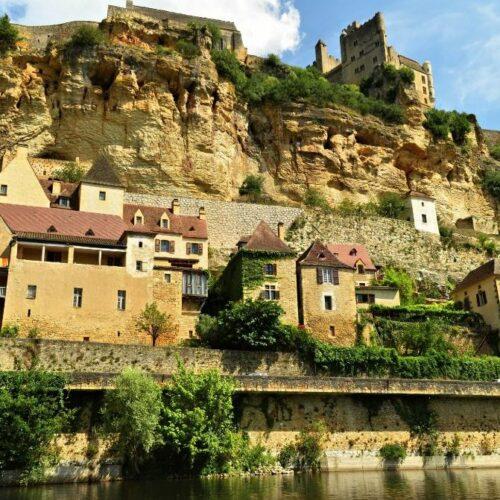 Randonnée à vélo d'Agen à Sarlat - Lot et Garonne et Périgord Noir