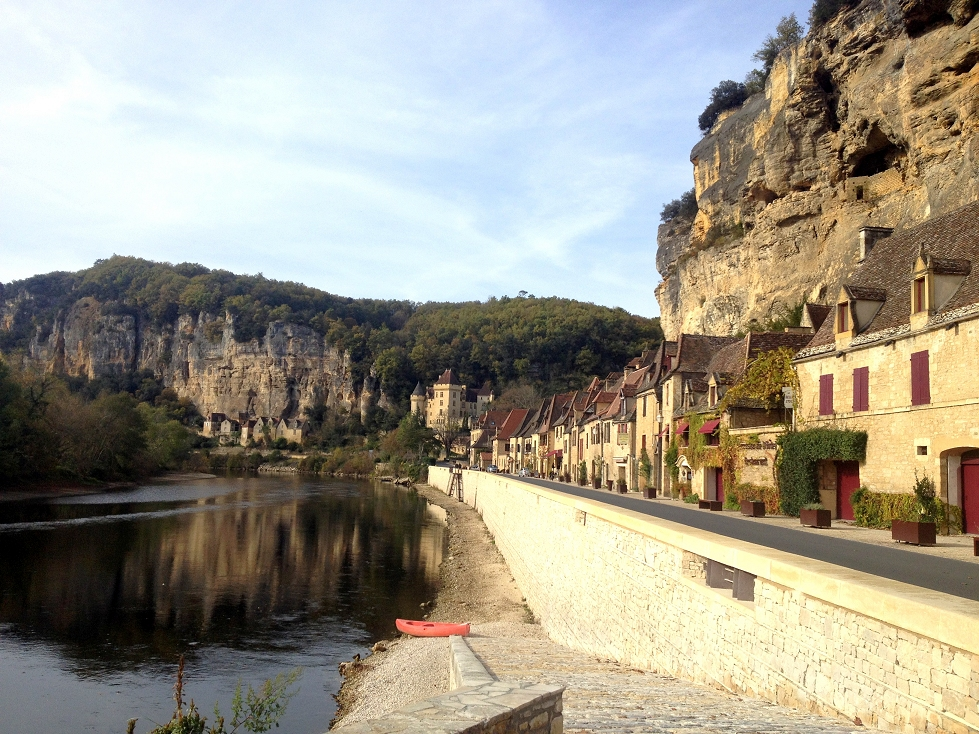 Bike Tour in Dordogne between Beynac and Domme