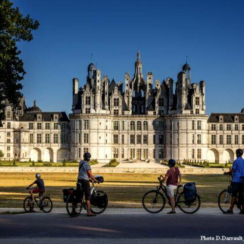 Les Châteaux de la Loire à vélo de Blois à Saumur