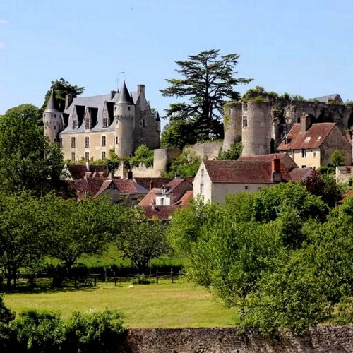 Centre Val de Loire à vélo. L'Indre et le Cher à vélo.