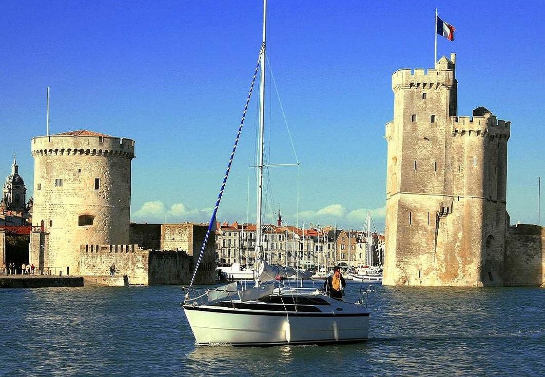 Vélodyssée : De La Rochelle à Arcachon à vélo - Charente Maritime et Gironde