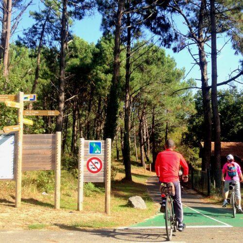 De Bordeaux à Arcachon à vélo - 2 jours de randonnée