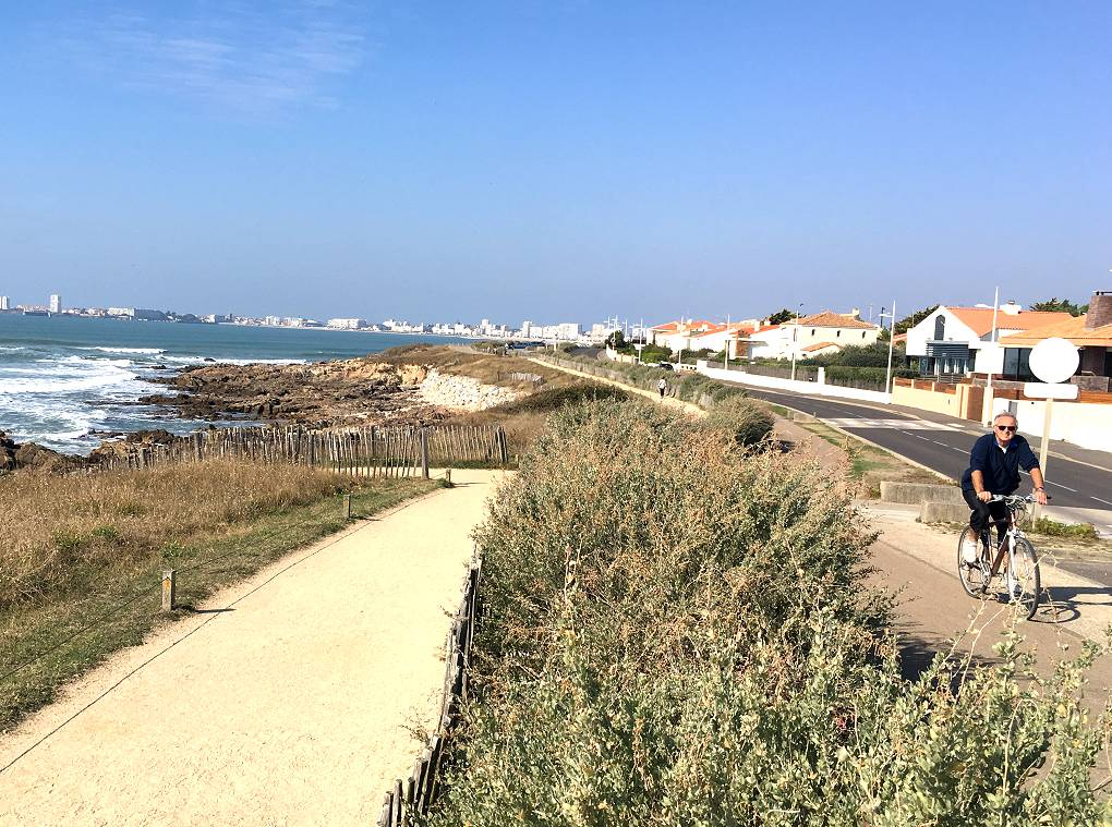 Velodyssee Cycle tour from Nantes to La Rochelle
