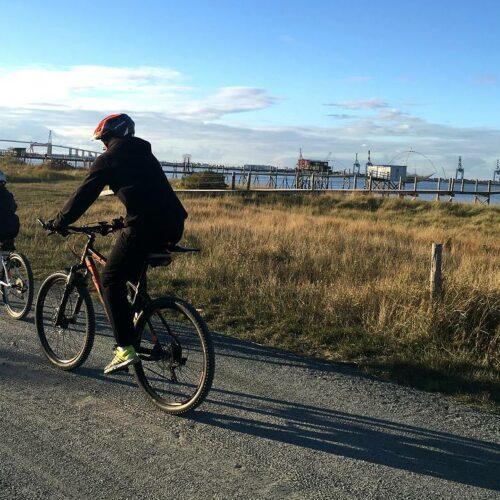 Vélodyssée de Nantes à La Rochelle à vélo - Loire Atlantique et Vendée
