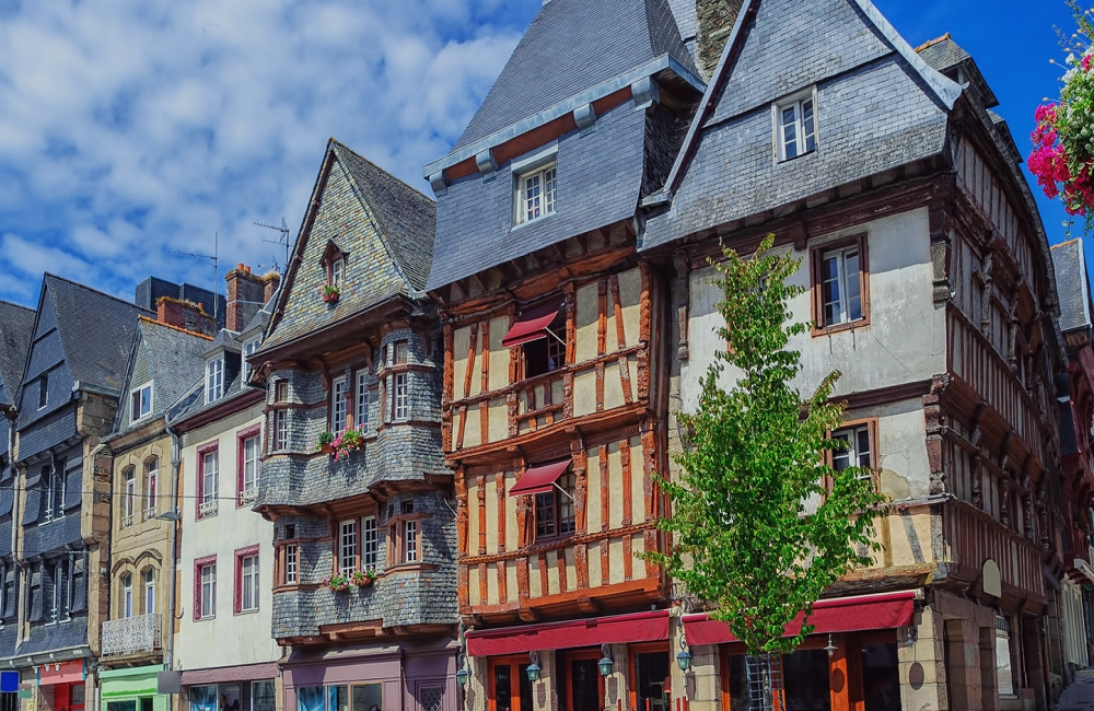 La Bretagne à vélo, Côte de Granit Rose, Paimpol et île de Bréhat