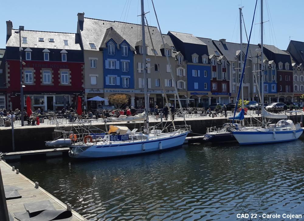 Randonnée pédestre en Bretagne le long des côtes d'Armor