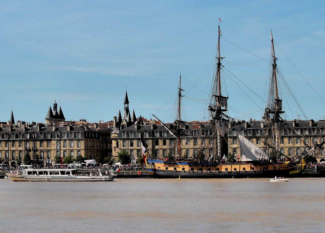 Short break for group in Bordeaux
