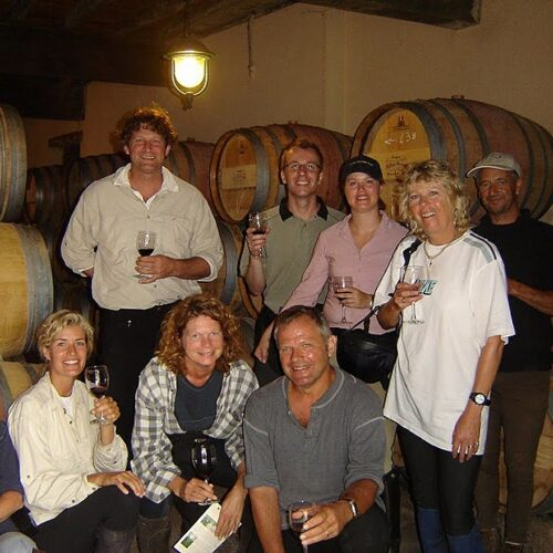 Week-end les Grands Vins de Bordeaux en voiture